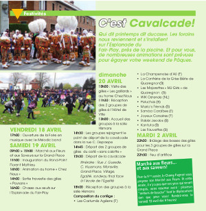 Article Cavalcade 2014
